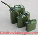 Can Metal Metal Army Authentic Military Jerry Gerry Gas Can Metal Fuel Diesel Petrol Tank Carrier 5L 10L 20L