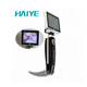 8GB memory card store can take photo and video portable laryngoscope with three different size of disposable blades