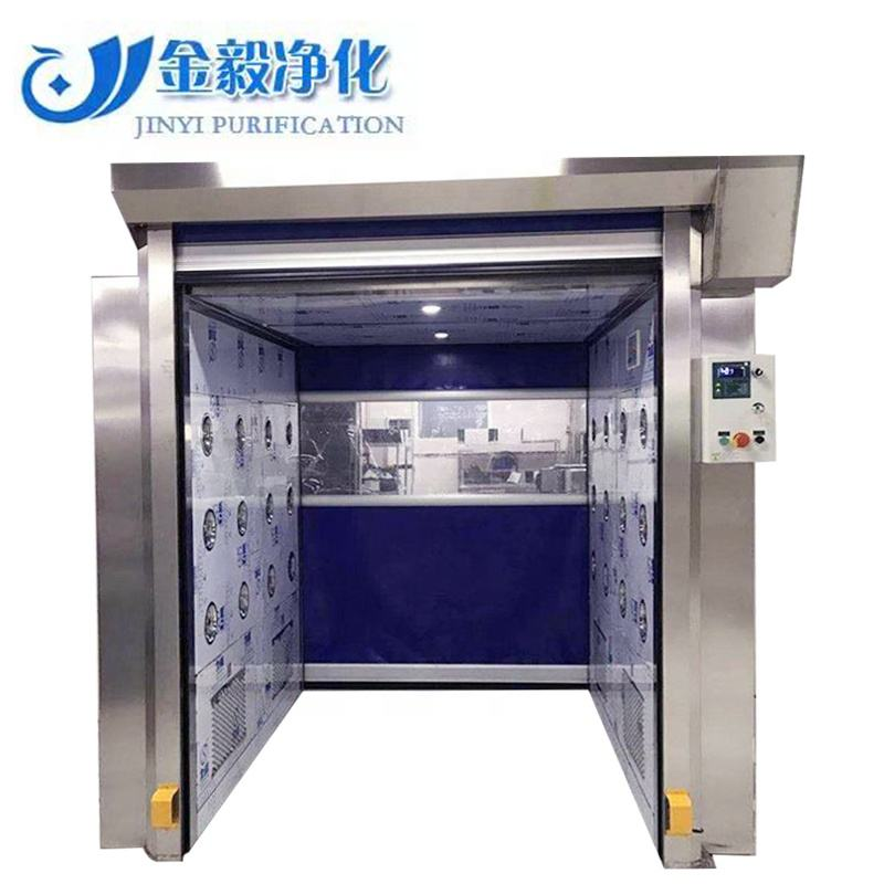 Automatic fast roll up door speed rolling gates for cleanroom