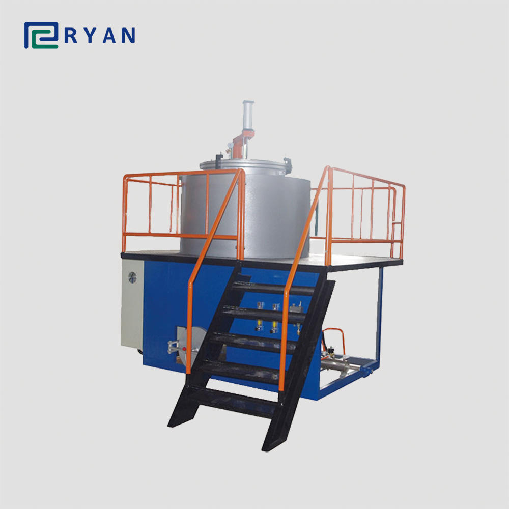 Furnace Screw Cleaning Furnace Annealing Oven For Plastic Industry