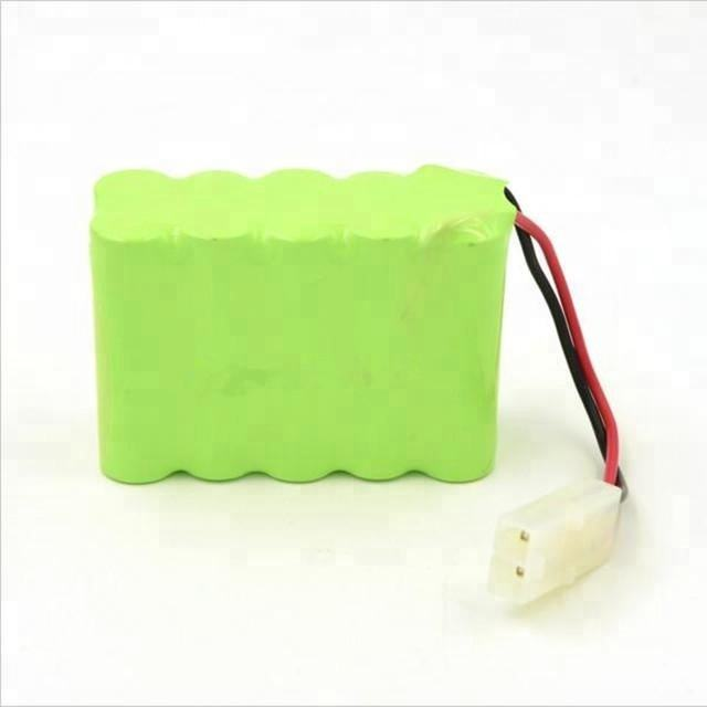12 v sạc aa nimh 1800 mah battery pack