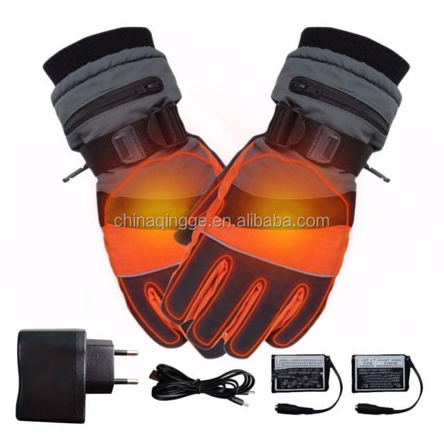 Electric Heated Motorcycle Gloves Guantes Impermeables Para Ciclismo Invierno Guantes De Pantalla T/áctil Inteligentes Con Alimentaci/ón USB Para Hombres Y Mujeres Guantes De Calentamiento C/álido