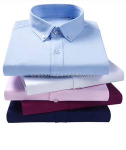 Elegant men's business shirts with button down