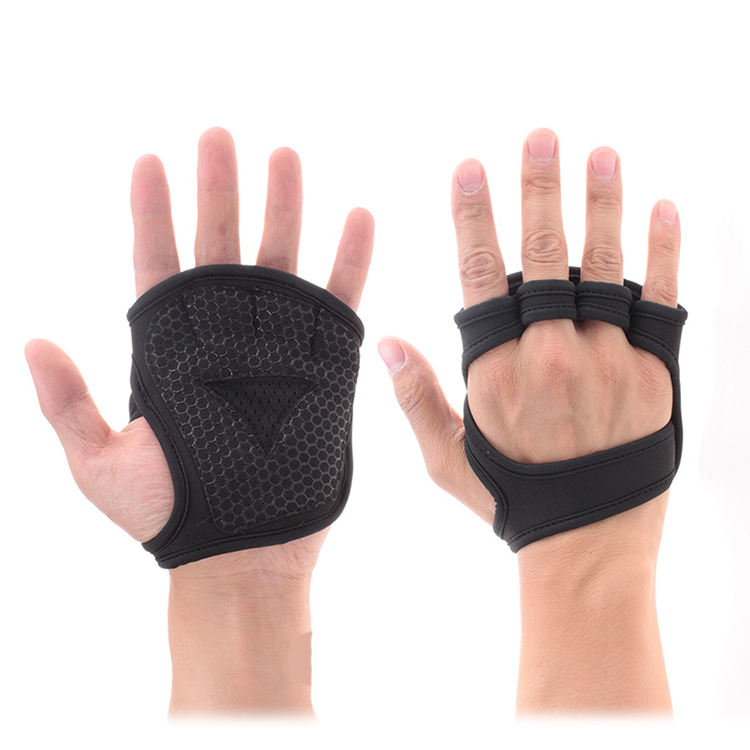 Wholesale High Quality Custom Gym Weight Lifting Gloves