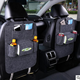 wholesale Car seat storage bag / car seat back pocket / auto back seat hanging bag