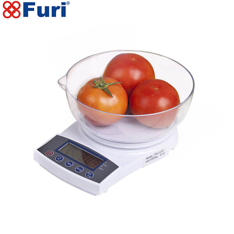 FURI FRJ 1g/5kg Furi Electronic Digit Fruit Digital Kitchen Scale
