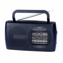 AC charging 230V Portable Built-in Speaker am/fm mini black am fm boombox radio with earphone Jack