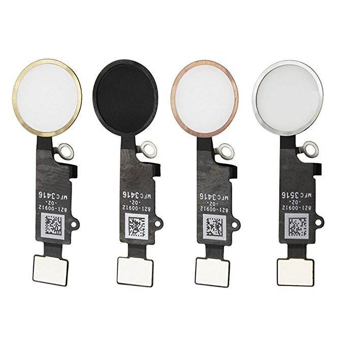 Original new For Iphone 7 plus Universal Home Button flex cable,flex cable for iphone 7 plus universal home button