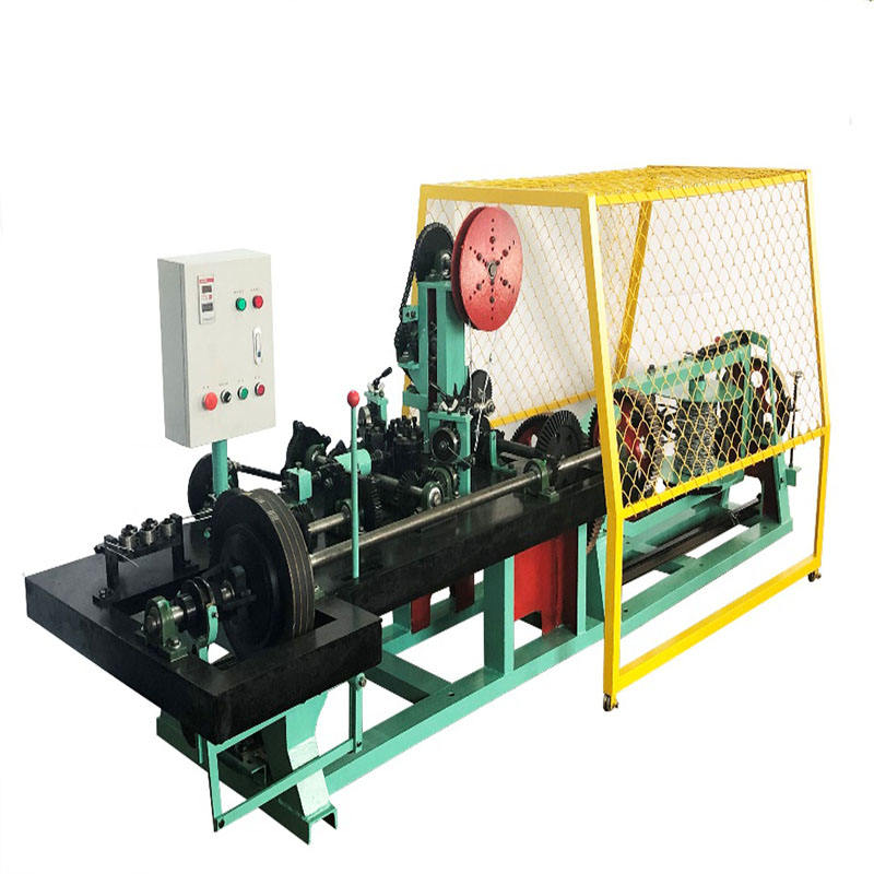 Barbed Wire Fence Making Machine Automatic For Sale