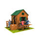 China Manufacture Play Area Wood wooden Outdoor Playsets