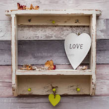 Home Decor with Shabby Chic Shelf