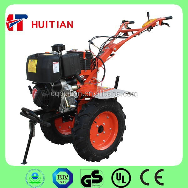 12HP KAMA Diesel Engine Big Power Cultivator Motoblok