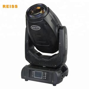 Professional stage lighting 280w 10r projector sharpy beam moving head spot led lights