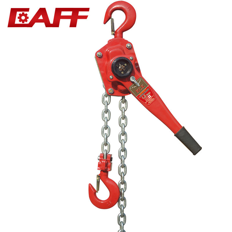 3 ton chain lever block pull lift chain hoist with ce and gs