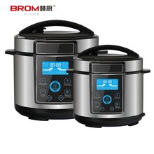 multicooker smart automatic porridge pot stainless nutricook instapot electrical presser digital electric multi pressure cooker
