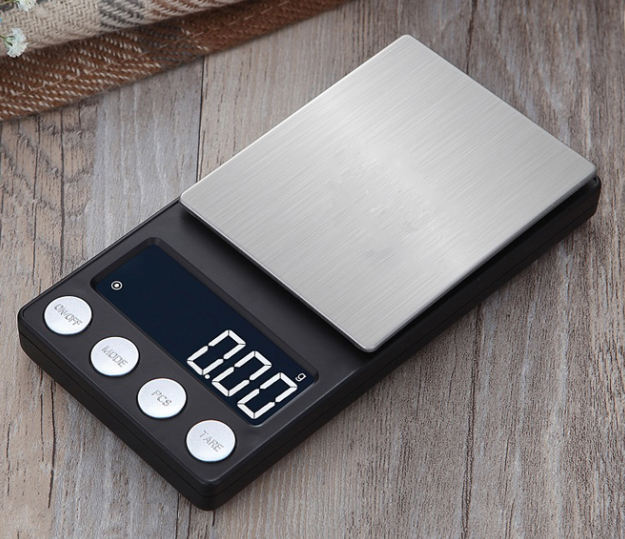 Digital Pocket Jewelry Scale Portable Electronic Weighing Scales