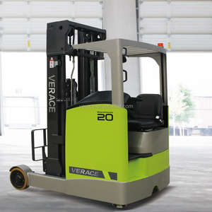 VR-WSD-15/45 Battery Fork Reach Truck For Narrow Aisle Warehouse With CE