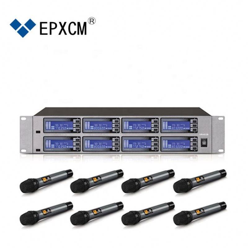Top 10 UHF Wireless Mikrofon 8 Single Dual Channel Sistem