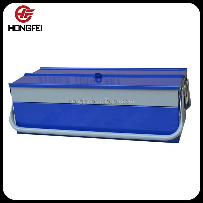 OEM full tool box with of storage space and easy to carry