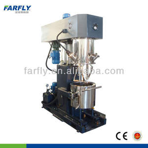 China Farfly FXDJ Manufacturing Price Double Planetary Mixer
