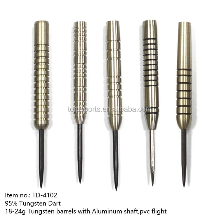 High quality 23g 95% Tungsten dart Super Slim Steel Tip Darts set TD-4102