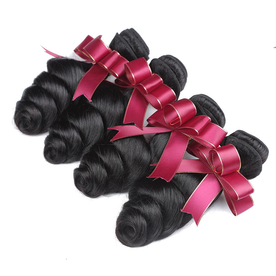 YL KBL Grade 7a natural wave raw virgin brazilian human hair unprocessed remy 100 human hair