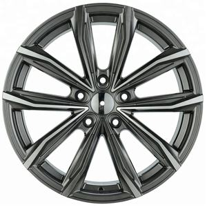 18 inch 5 hole car rims alloy wheel  alloy wheel rim