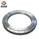 New type with high precision tower crane rotate slew bearing