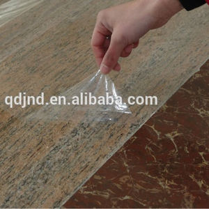 PE Protective Film for Marble Surface