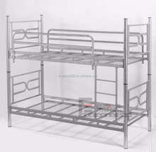 Latest Design Metal Detachable Double Layer Metal Bed Steel Bed Bunk Beds