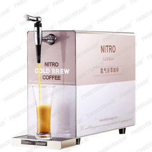 Beverage Bag-in-box NEW design desktop nitro cold brew coffee dispenser