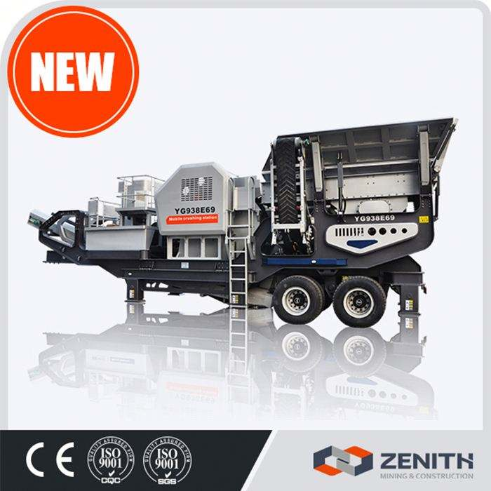 China 2018 Hot selling newly designed coal crush and screen plant