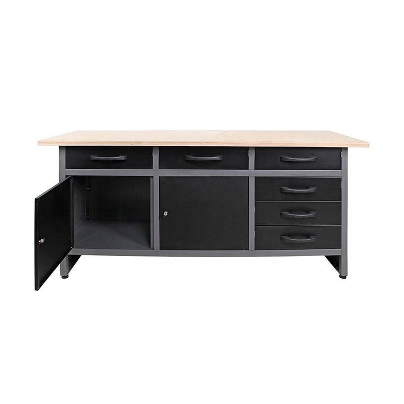 Modern design Industrial Workbench Mechanics Work Bench Electronic Work Table