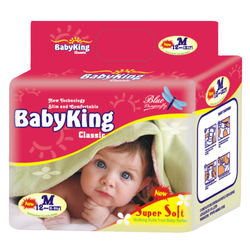 High absorption high quality baby diaper sleepy disposable baby diaper manufacturer in china