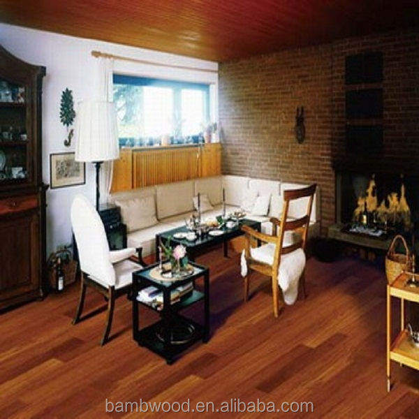 Look!!! High grade parquet flooring laminated grey