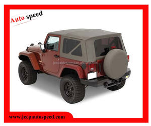 Soft top per Jeep Wranger JK 2 DOOR