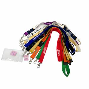 (Trade Assurance)Promotional Custom Lanyards with Logo