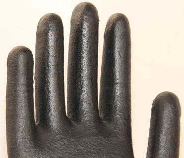 Seeway Resistant Aramid Nitrile Palm Coating Cut Resistance Gloves