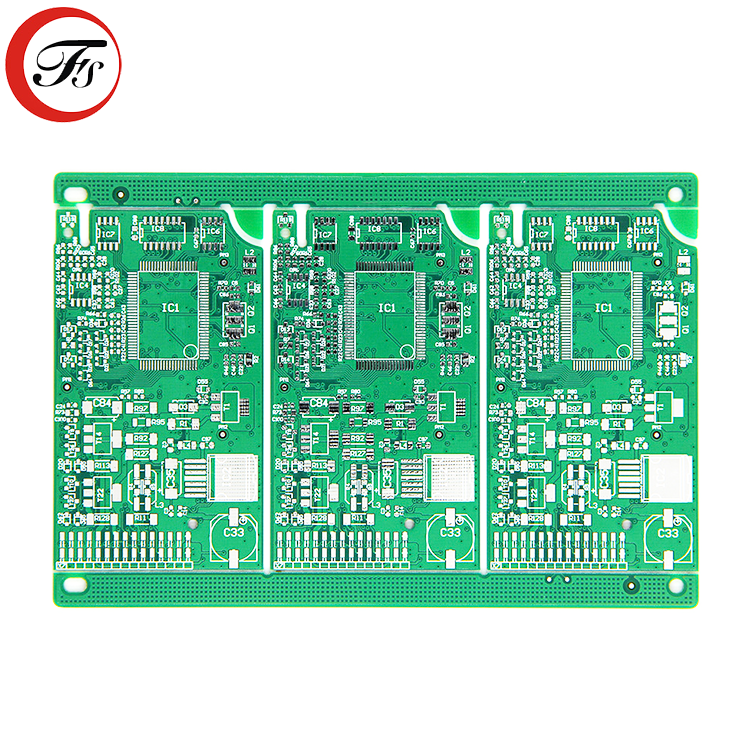 Custom Design Electronic Circuit Board 94v0 PCB Manufacturer