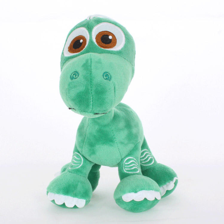 The Good Dinosaur Stuffed Animal Toy Green Dinosaur Rare Plush