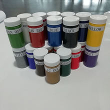 Hot selling OEM acrylic paint set clear acrylic paint