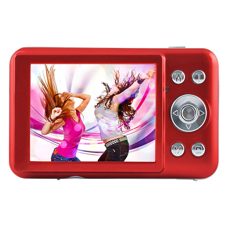 12MP Best 720p Photo Shooting Professional Digital Camera with sd card