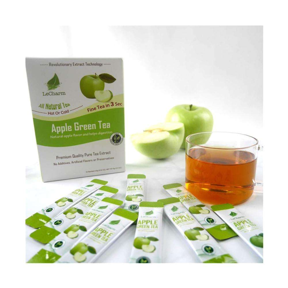 Sachet Packaging and Flavored Tea Product Type Instant detox slim fit tea