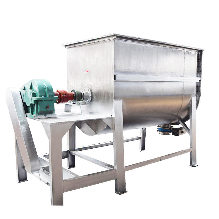 Industrial Powder Mixer /ribbon Blender / Dry Powder Mixing Machine