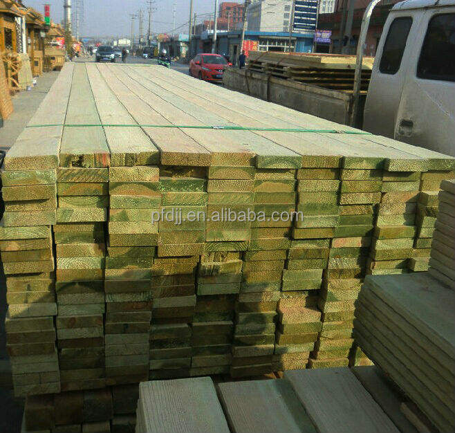ACQ preservative-treated lumber
