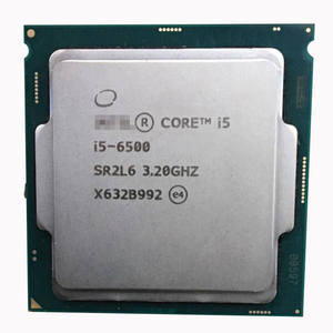 מקורי עבור Intel Core i5 6500 מעבד 3.2GHz 6MB מטמון Quad Core Socket LGA 1151 Quad-Core