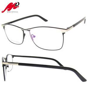 china wholesale optical eyeglasses frame High quality metal eyewear frame optical frame eyeglasses spare parts