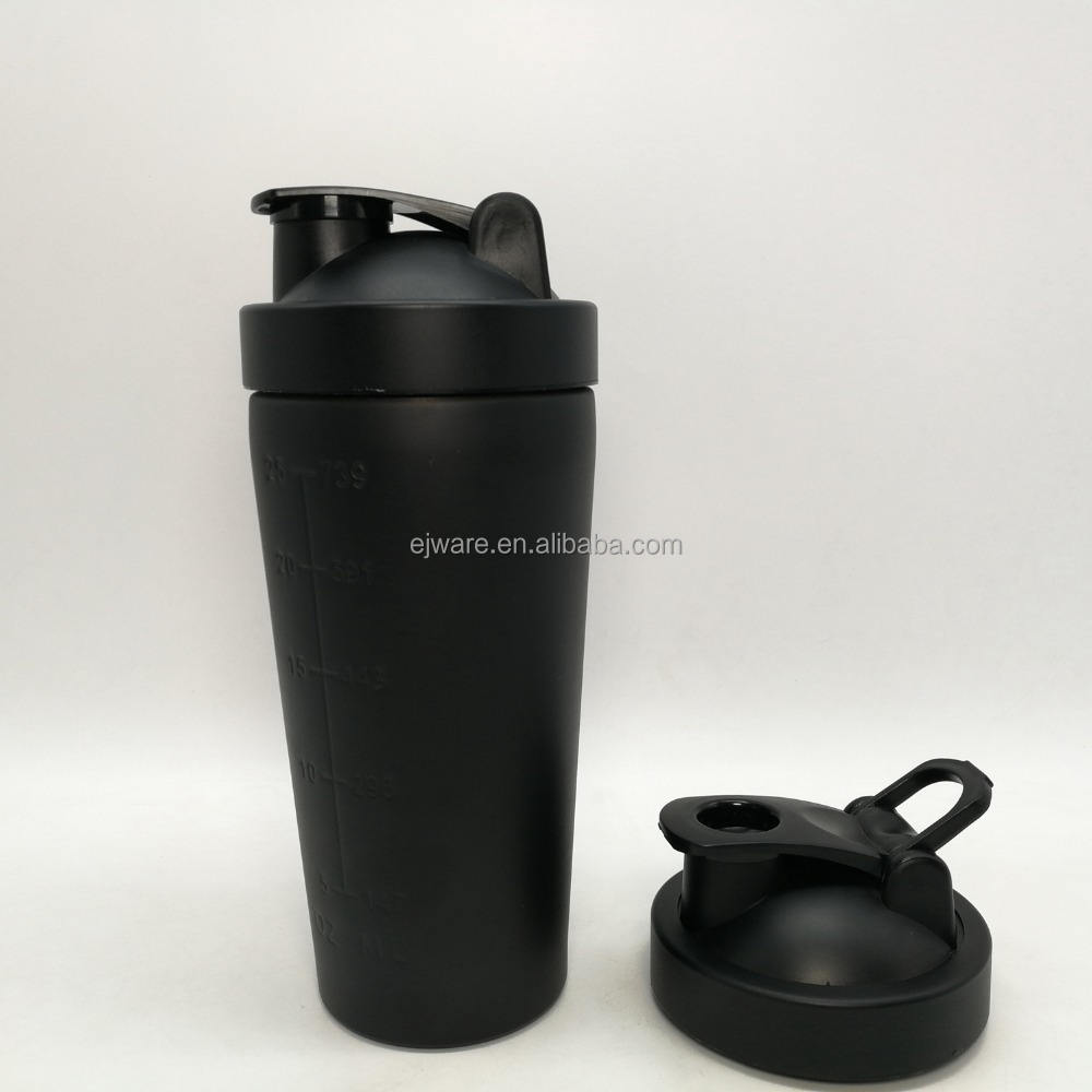 Custom Color Protein Shaker Gym Fitness Shaker Bottle Sports Water Bottle Manufacturer Gym Shaker