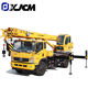 China Mini Small 12 Ton Mobile Truck Crane for Sale in Dubai