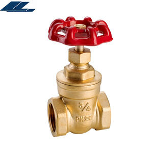 1/2 - 4inch BSPT thread Forged Kitz valve brass gate valve